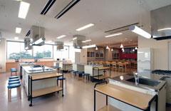 あいトピア(料理実習室)
