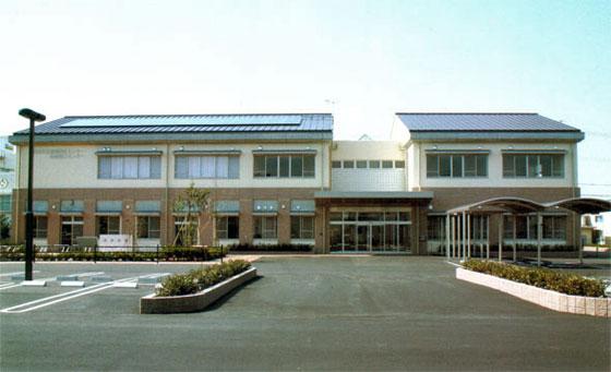 牟呂地域福祉センター(外観)