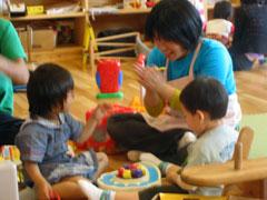 おもちゃ図書館ボランティア講座