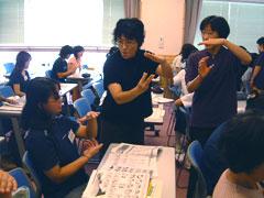 手話体験講習会